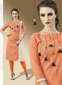 Salwar Neck Designs, Kurta Neck Design, Neck Designs For Suits, Kurta Designs Women, Dress Neck Designs, Blouse Designs, Stylish Dress Designs, Designs For Dresses, Stylish Dresses