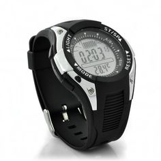 Pin it :-) Follow us :-))   zCamping.com is your Camping Product Gallery ;) CLICK IMAGE TWICE for Pricing and Info :) SEE A LARGER SELECTION of camping watch at http://zcamping.com/category/camping-categories/camping-survival-and-navigation/camping-watches/ - hunting, camping essentials, camping, camping gear - Fishing Barometer Watch – Altimeter, Thermometer, Waterproof « zCamping.com