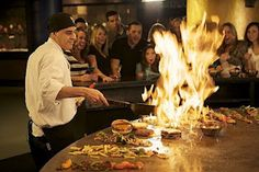 Fire & Ice Grill and Bar Back Bay, Boston Review!