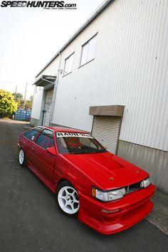 CAR FEATURE>> RWB AE86 LEVIN - Speedhunters | Speedhunters