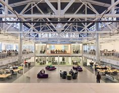 Atlassian Offices, San Francisco / Studio Sarah Willmer  바깥에서만 봤었는데 진짜 깔끔깨끗하당. (이것은 나의 첫 핀터레스트 이미지 테스트라능)