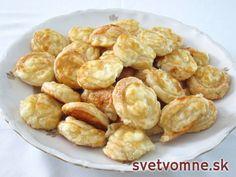 Parenicové slané pečivo