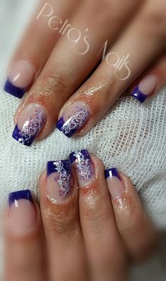 Nails by Petra Hilgers from www.nageldesign-galerie.de