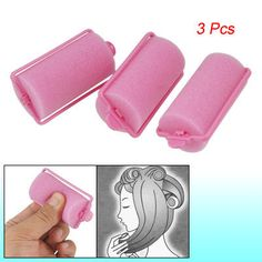http://www.ebay.com/itm/Pink-Plastic-Bracket-Sponge-Roller-Hair-Curler-