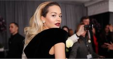 Rita Ora Oozes Old Hollywood Glam at the Grammys  ||  Rita Ora just proved she's a timeless beauty.  https://www.popsugar.com/beauty/Rita-Ora-Hair-Makeup-Grammys-2018-44533462?utm_campaign=crowdfire&utm_content=crowdfire&utm_medium=social&utm_source=pinterest