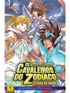 CAVALEIROS DO ZODIACO SAGA DE HADES #7