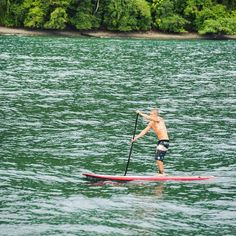 Today is a perfect day for a perfect #paddleboarding day in #GolfoDulce!  #PaddleBoard #CostaRica #Travel