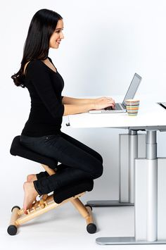 10 Best Healthy sitting images   Kneeling chair, Chair