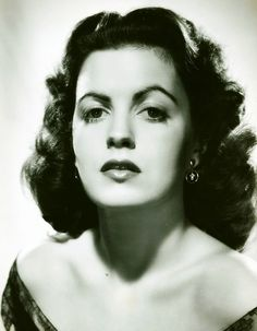 Faith Domergue (16 June 1924 – 4 April 1999) - American television and film actress