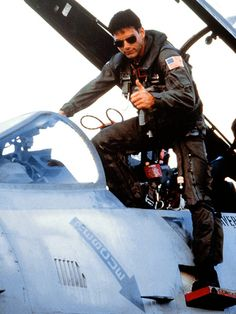 Tom Cruise-and ONLY the Top Gun Tom Cruise will do
