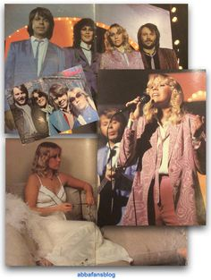 ABBA Fans Blog: Abba Magazine 33 Pictures - Part 2 #Abba #Agnetha #Frida http://abbafansblog.blogspot.co.uk/2015/12/abba-magazine-33-pictures-part-2.html