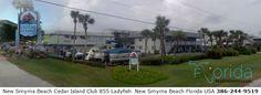 #NewSmyrnaBeach Cedar Island Club