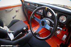 Flying With Japan's Baddest Bluebird - Speedhunters Datsun 510, Nissan 370z, Datsun Bluebird, Civic Eg, Fender Flares, Fiat, Custom Cars, Blue Bird, Dream Cars