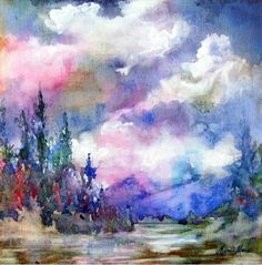 Marni Maree ~colorful clouds