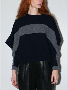 MARIOS pipistrello sweater