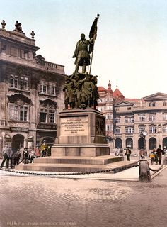 Former Radetzky Memorial in Malostranské náměstí, Prague, removed in now on display in collections of National Museum. Yosemite National Park, National Parks, National Museum, Prague Photos, Heart Of Europe, Austro Hungarian, Central Europe, Ways Of Seeing, Street Photo