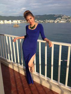 Long sexy dress! <3