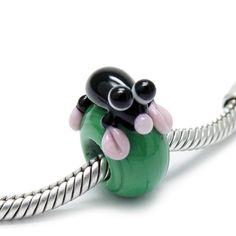 Beads Modul - Glas-Bead - Maulwurf - 648