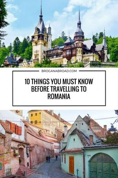Things to know before travelling to Romania | Things to do in Romania | Travel Tips for Romania | Tips for travelling to Romania | Planning your trip to Romania #romania #travel Cool Places To Visit, Places To Travel, Travel Destinations, Places To Go, Europe Travel Guide, Travel Guides, Budget Travel, Travel Abroad, Travelling Europe