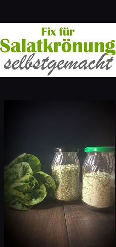 Fix für Salatdressing. From now on you do not have to buy salad coronation anymore, but you can also make it wonderful yourself, e. in the Thermomix. Healthy Meals To Cook, Easy Meals, Healthy Recipes, Salad Dressing Recipes, Salad Recipes, Vinaigrette, Maggi Fix, Eat Lunch, Lunch Meals