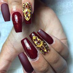 long red ballerinas #Nailpolish  ______________ 1st page of 366 ✨ 2016 #nailsoftheday #nailsmagazine #nails2inspire #nailstagram #Couturenails #classynails #classy  #longnails #stilletonails #nails #nail #naildesign #naildit #naillife #nailart #nailporn #nailpolish #vega_nay #tmblrfeature #hudabeauty #sparkle  #nailswag #nailjunkie #bossnails #getnailed