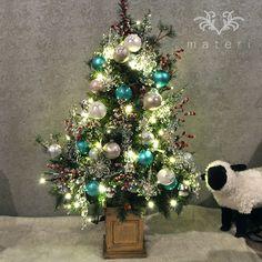 "christmas tree set ""serenity"""