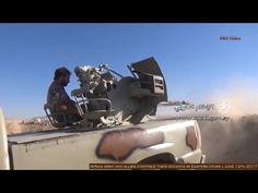 Exército Sírio e aliados continuar a avançar no Leste de Homs - 12.06.2017