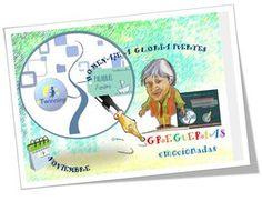 PaLaBraS  AzuLeS: Greguerías emocionadas: Homenaje a Gloria Fuertes
