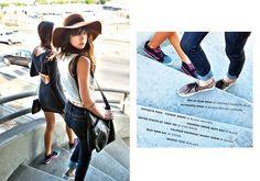 Girls Streetwear, Girls Surf Fashion, Girls Skate Fashion - Vans Girls