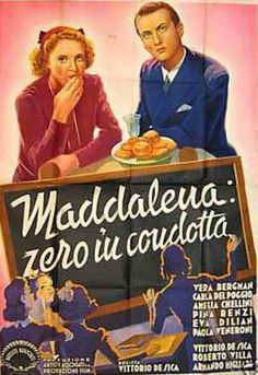 Magdalena Cero en Conducta (1940) VOSE