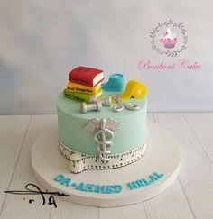 Cake for Physiotherapist by Bonboni Cake