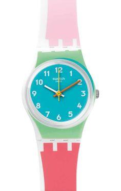 reloj swatch de travers unisex lw