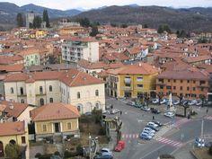 Invorio, Italia (check - my home for summer 2008)