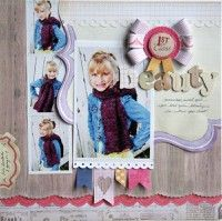 A Project by amypeterman from our Scrapbooking Gallery originally submitted 01/31/12 at 12:58 PM