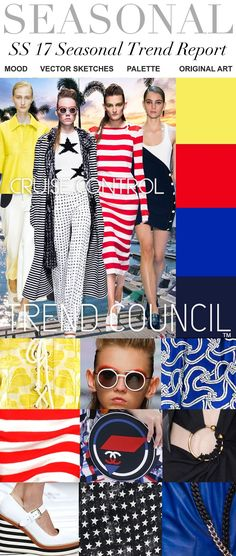 TRENDS // TREND COUNCIL - CRUISE CONTROL - SS 2017