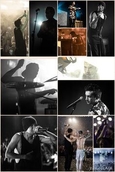 Twenty one pilots collage