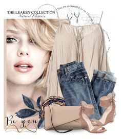 Dress Up Your Jeans by theleakeycollection on Polyvore featuring polyvore, fashion, style, Sans Souci, J.Crew, Jessica Simpson, Valextra and clothing