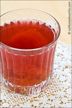 Recipe for plum compote - classic Polish summer drink.