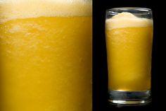 Orange Frothy