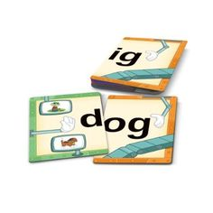 LeapFrog LeapReader Interactive Talking Words Factory Flash Cards (works with Tag) $8.67