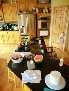 my kitchen is a MESS