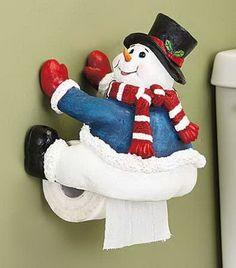 Easy Christmas Bathroom Decor Accessories Part 2 Outdoor Christmas, Simple Christmas, Christmas Crafts, Christmas Decorations, Christmas Ornaments, Holiday Decor, Family Holiday, Christmas Bathroom Decor, Bathroom Red