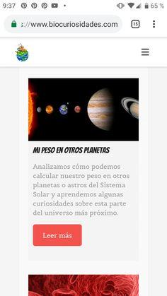 Sistema Solar, Jupiter Y Saturno, Astronomy, Physics Lessons, Dwarf Planet, Units Of Measurement, Solar System