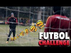 İNANILMAZ FUTBOL CHALLENGE! - YouTube