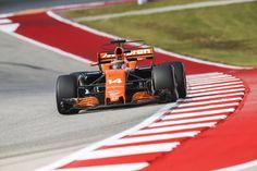 マクラーレン・ホンダ:F1アメリカグランプリ 予選レポート [F1 / Formula 1]