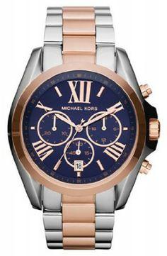 0a0ff8e382e Relógio Michael Kors Bradshaw Watch  Relogios  MichaelKors Joalheria