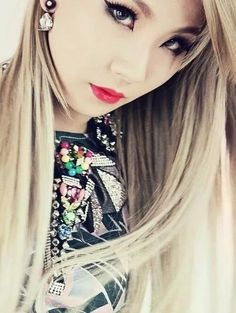 My Queen ♡♡ #CL #2NE1 #Kpop