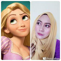 Do I like Rapunzel princess  I don't think so