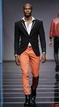 #Men's wear Mthokozisi Ntaka Spring Summer 2014  #Moda Hombre