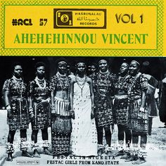Vincent Ahehehinnou / Best Woman / Analog Africa